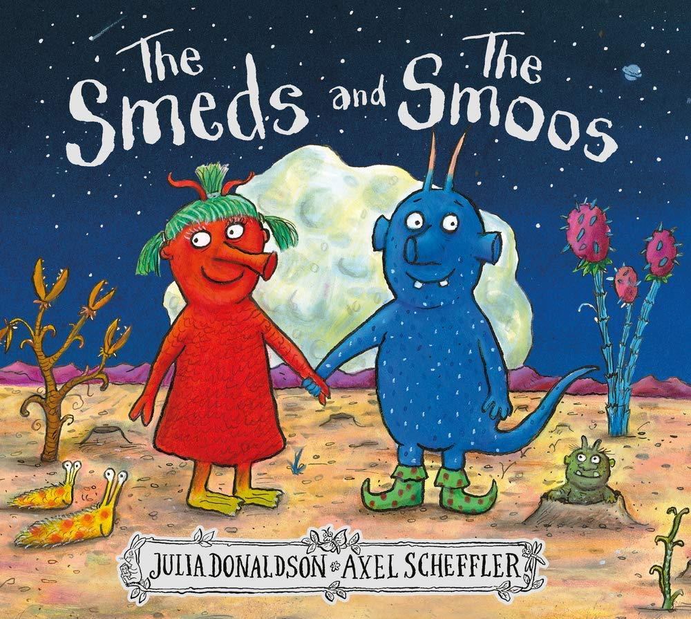 The Smeds and the Smoos - Hardback