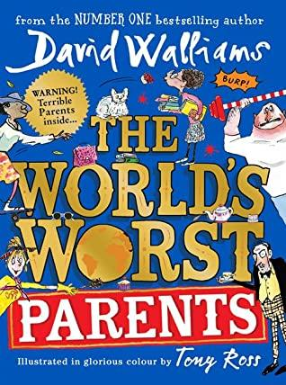 The World's Worst Parents - Paperback - Kool Skool The Bookstore