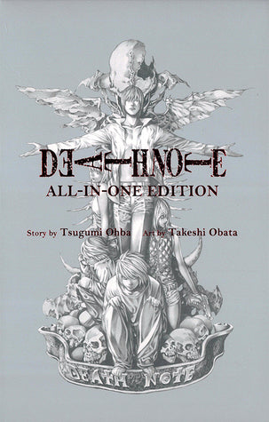 Death Note: All-in-One Edition - Kool Skool The Bookstore