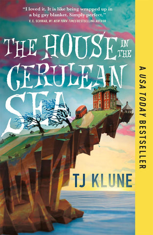 The House in the Cerulean Sea - Paperback