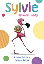 Sylvie : The Colourful Flamingo - Kool Skool The Bookstore