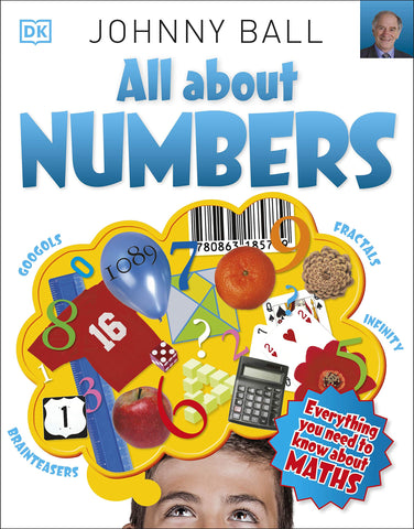 All About Numbers - Paperback