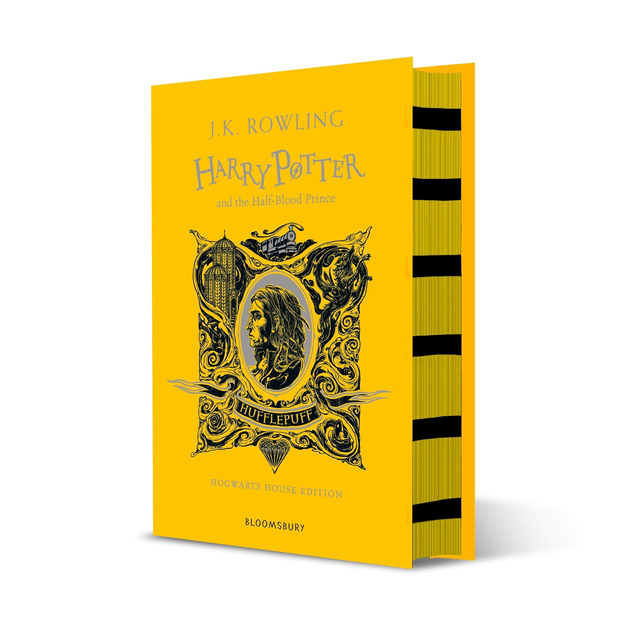 Harry Potter and the Half-Blood Prince : Hufflepuff Edition - Hardback