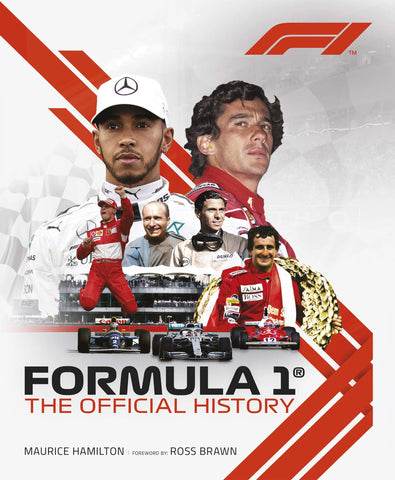 Formula 1: The Official History - Hardback
