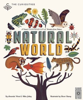 Natural World : A Visual Compendium of Wonders from Nature - Hardback - Kool Skool The Bookstore