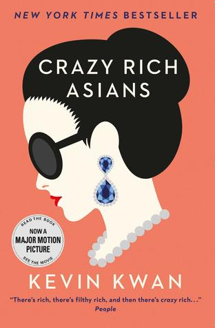Crazy Rich Asians #1 : CRAZY RICH ASIANS - Kool Skool The Bookstore