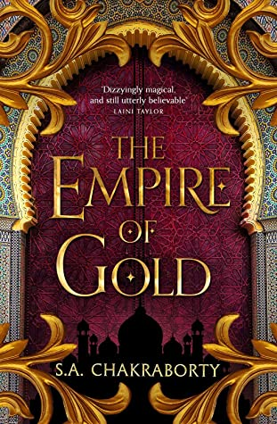 The Empire of Gold - Paperback