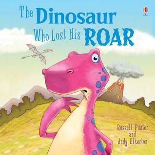 Dinosaur Who Lost His Roar - Paperback - Kool Skool The Bookstore