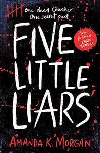 Five Little Liars - Paperback