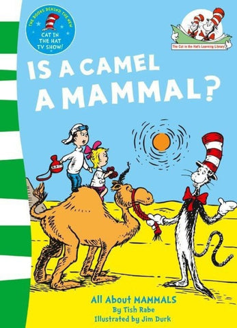 Dr Seuss : The Cat In The Hat's Learning Library : Is a Camel a Mammal? - Paperback - Kool Skool The Bookstore