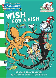 Dr Seuss : The Cat In The Hat's Learning Library : Wish For A Fish - Paperback - Kool Skool The Bookstore