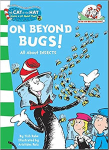 Dr Seuss : The Cat In The Hat's Learning Library : On Beyond Bugs - Paperback - Kool Skool The Bookstore