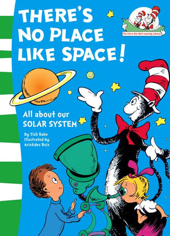 Dr Seuss : The Cat In The Hat's Learning Library : There's No Place Like Space! - Paperback - Kool Skool The Bookstore