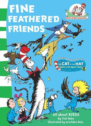 Dr Seuss : Fine Feathered Friends - Paperback - Kool Skool The Bookstore