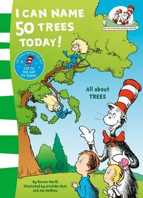 Dr Seuss : I Can Name 50 Trees Today - Paperback - Kool Skool The Bookstore