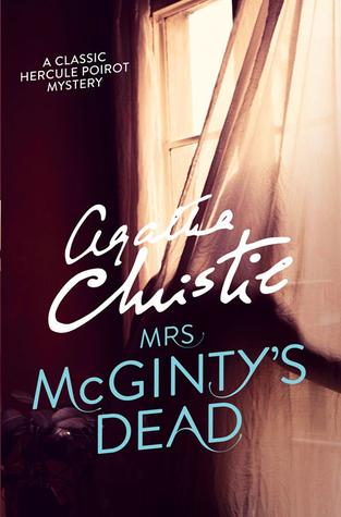 AGATHA CHRISTIE :  MRS MCGINTY 'S DEAD - Kool Skool The Bookstore
