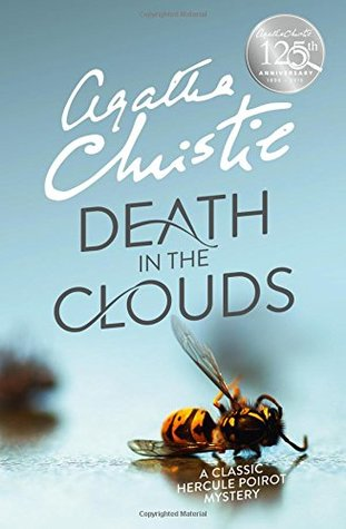 Hercule Poirot #12 : Death in the Clouds - Kool Skool The Bookstore