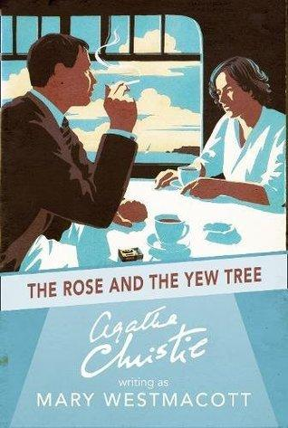 AGATHA CHRISTIE : THE ROSE AND THE YEW TREE - Kool Skool The Bookstore