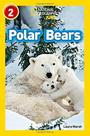 National Geographic Reader Level 2 : Polar Bears - Paperback