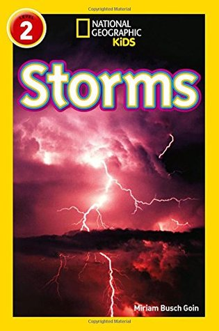 National Geographic Reader Level 2 : Storms - Paperback