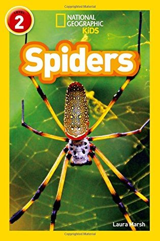 National Geographic Reader Level 2 : Spiders - Paperback