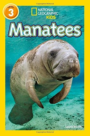 National Geographic Reader Level 3 : Manatees - Paperback