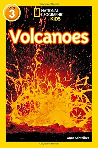 National Geographic Reader Level 3 : Volcanoes - Paperback