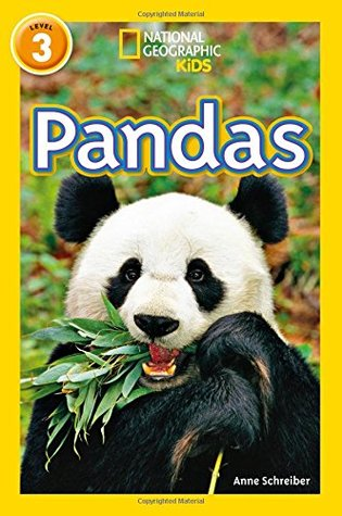 National Geographic Reader Level 3 : Pandas - Paperback