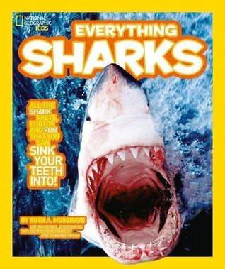 National Geographic Kids : Everything Sharks - Paperback