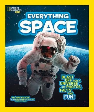 National Geographic Kids : Everything Space - Paperback