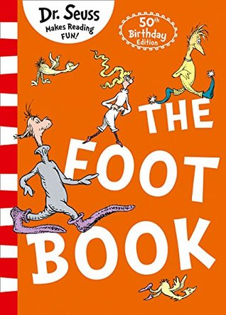 Dr Seuss : The Foot Book - Paperback - Kool Skool The Bookstore