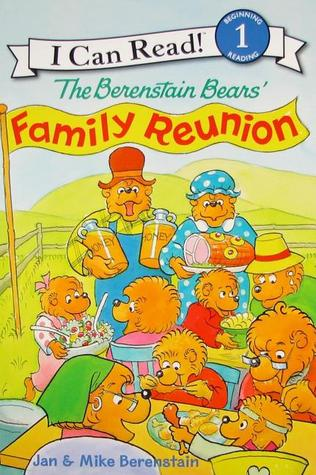 I CAN READ LEVEL 1 : THE BERENSTAIN BEARS FAMILY REUNION - Kool Skool The Bookstore