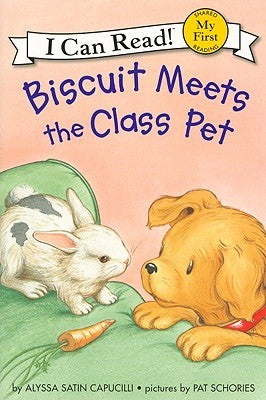 My First I Can Read : Biscuit Meets the Class Pet - Paperback