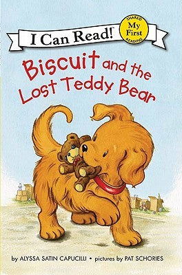 My First I Can Read : Biscuit and the Lost Teddy Bear - Paperback