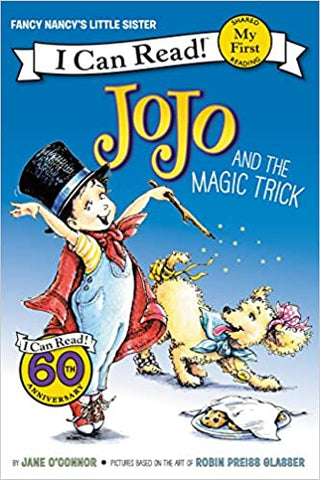 I Can Read : JoJo and the Magic Trick - Paperback