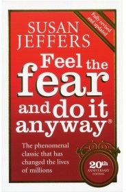 Feel The Fear And Do It Anyway - Paperback