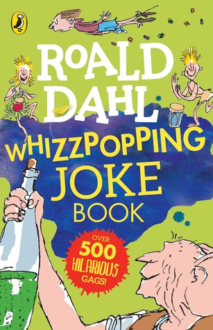 Roald Dahl: Whizzpopping Joke Book - Paperback - Kool Skool The Bookstore
