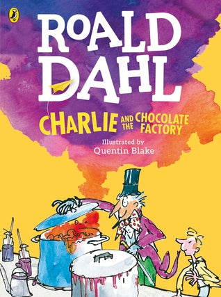 Charlie and the Chocolate Factory Colour Edition - Paperback