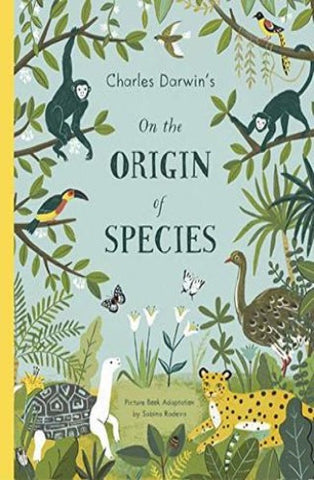 ON THE ORIGIN OF SPECIES ( HB ) - Kool Skool The Bookstore