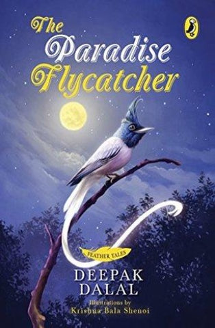 Feather Tales : The Paradise Flycatcher - Author Signed Copy - Kool Skool The Bookstore
