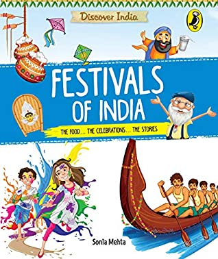 DISCOVER INDIA : FESTIVALS OF INDIA - Kool Skool The Bookstore