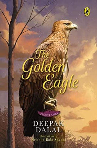 Feather Tales: The Golden Eagle - Author Signed Copy - Kool Skool The Bookstore