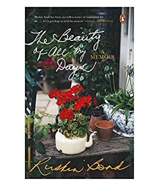 The Beauty of All My Days : A Memoir - paperback