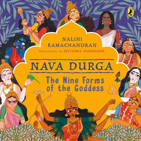 Nava Durga: The Nine Forms of the Goddess - Paperback
