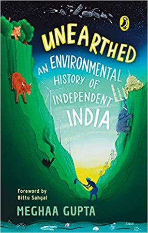Unearthed: The Environmental History of Independent India - Paperback - Kool Skool The Bookstore