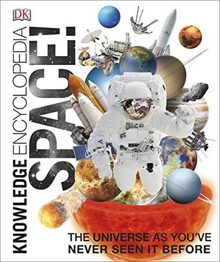 Knowledge Encyclopedia Space!: The Universe as You've Never Seen it Before - Hardback - Kool Skool The Bookstore