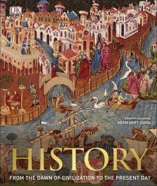 History: From the Dawn of Civilization to the Present Day - Hardback - Kool Skool The Bookstore