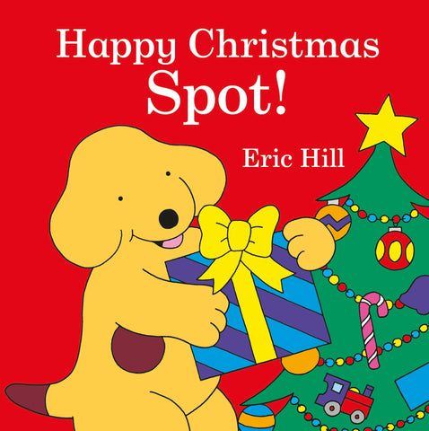 Spot: Happy Christmas, Spot! - Board Book