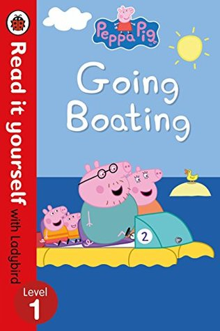RIY 1 : Peppa Pig : Going Boating - Paperback