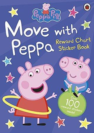 Peppa Pig: Move with Peppa - Paperback - Kool Skool The Bookstore